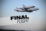 Discovery Final Flight Title