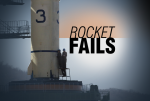 North Korea Rocket Fails Title